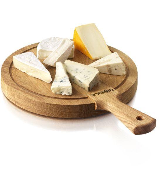 BOSKA Cheese Board with Handle