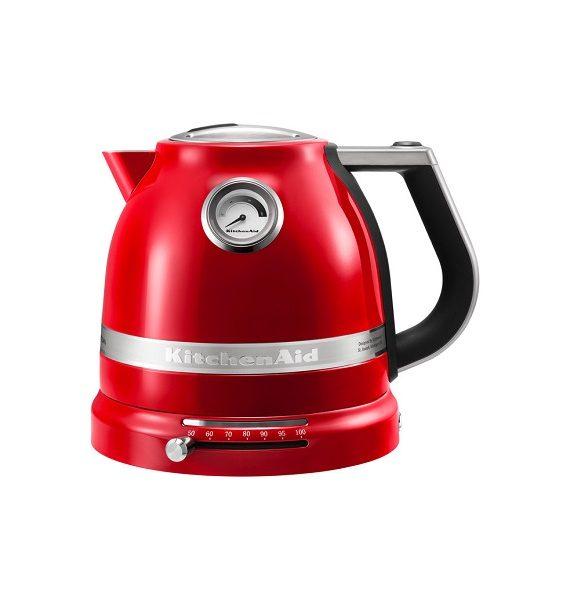 KitchenAid Artisan Empire Red Kettle