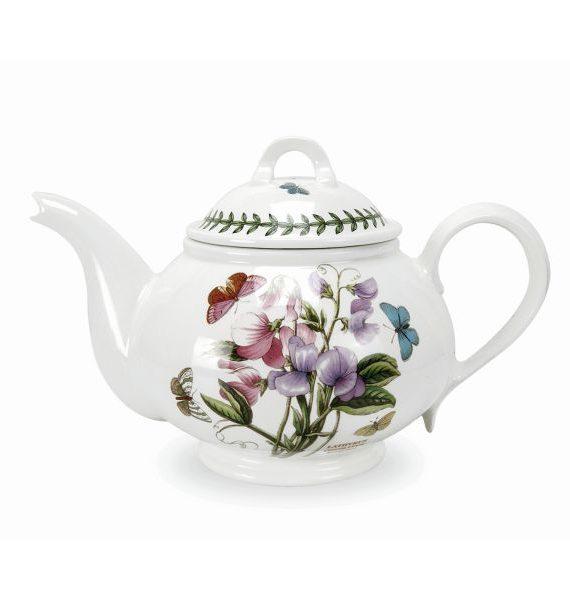 Portmeirion Botanic Garden Sweetpea Tea Pot