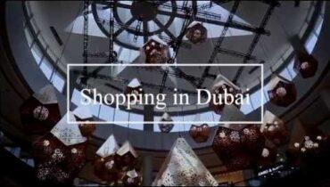 Shopping in Dubai – FTI Traveller