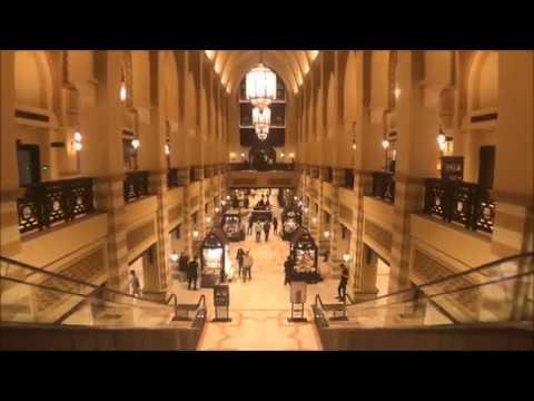 A Walk at Souq Al Bahar Dubai
