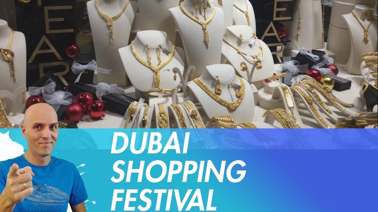VLOG – Dubai Shopping Festival 2018 – Dubai Mall – Burj Khalifa
