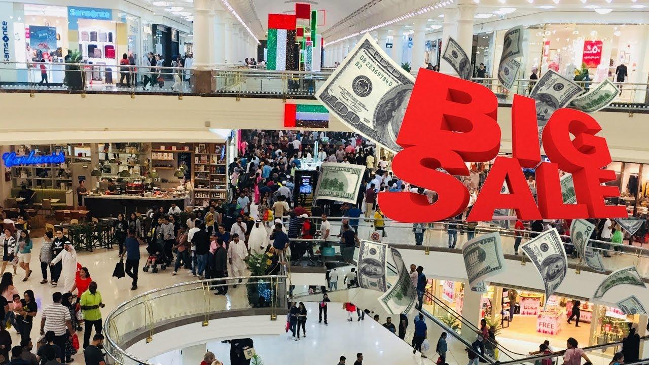 Dubai Mega Sale Madness – Haul