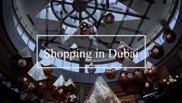 Shopping in Dubai – Hier wird der Urlaub zum Einkaufserlebnis