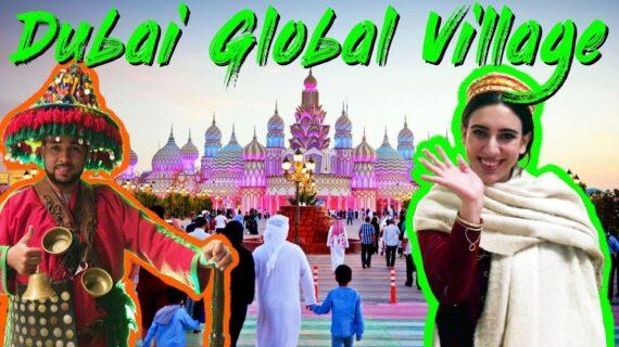 DUBAI GLOBAL VILLAGE – DUBAILAND – WORLD TOUR SHOPPING THEME PARK – PART 2