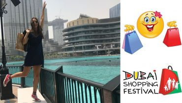 Dubai Shopping Festival 2018 / Dubai Mall biggest mall in the world