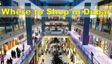 Dubai Shopping – 5 don't-miss spots
