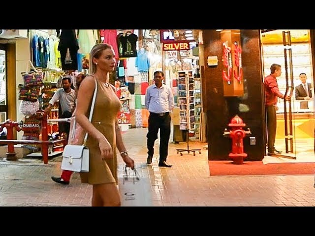 Dubai Shopping – IBN Battuta Mall & Dubai Gold Souk