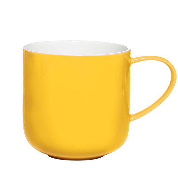 ASA Coppa Yellow Round Mug-ASA