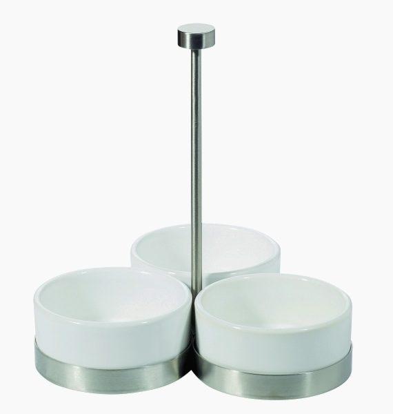 ASA Grande 3 Cabaret Bowls with Stand-ASA