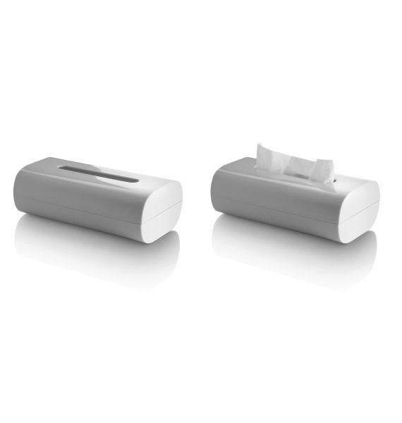 Alessi Birillo White Tissue Box-ALESSI