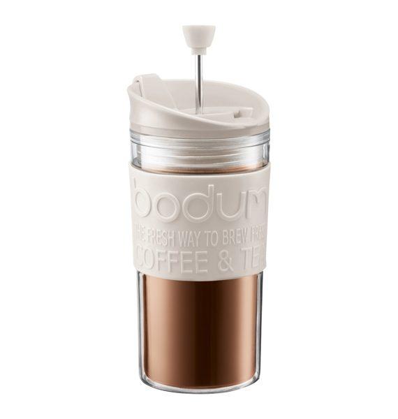 Bodum Double Wall Vacuum Travel Press