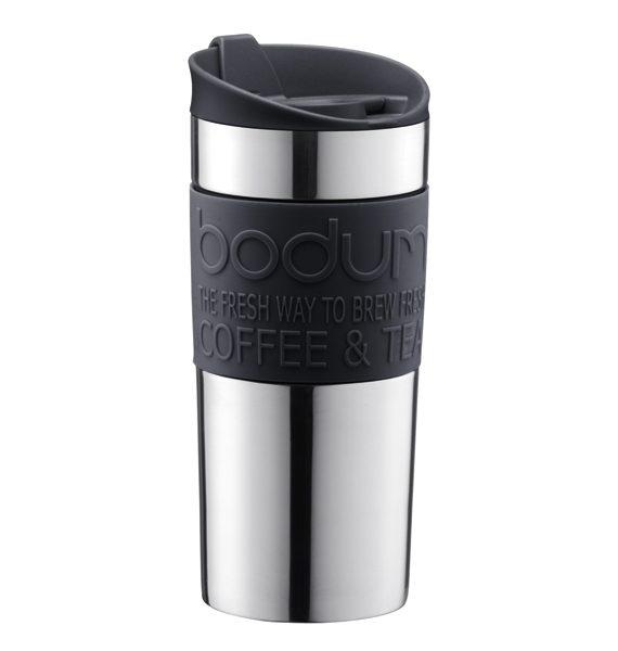 Bodum Stainless Steel Vacuum Travel Mug