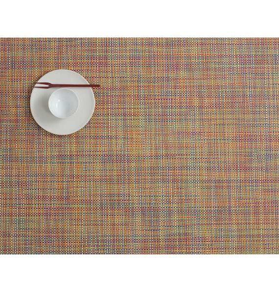 Chilewich Mini Basketweave Confetti Placemat-Chilewich