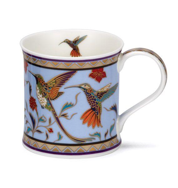 Dunoon Wessex Minerva Hummingbird Mug-Dunoon