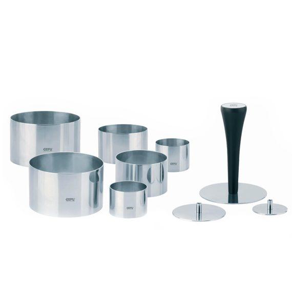 GEFU Dish Ring Moulding Set-GEFU