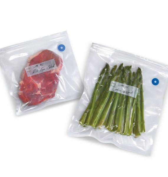Gefu Vacuum Sealing Bags 8-Piece Pack-GEFU