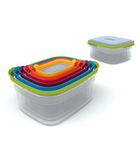 Joseph Joseph Nest Stackable Food Storage Container Set
