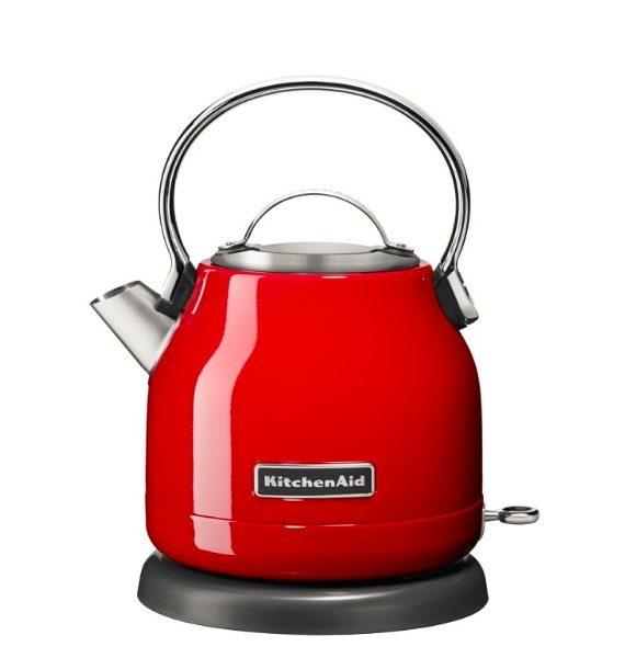 KitchenAid Empire Red Kettle