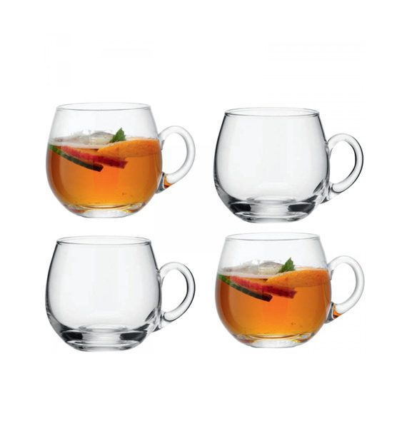 LSA International Serve Punch Cup 300ml 4pcs-LSA International