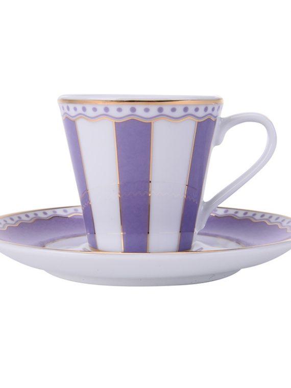 Noritake Carnivale Espresso Cup & Saucer