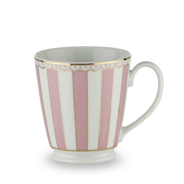Noritake Carnivale Pink Mug-NORITAKE