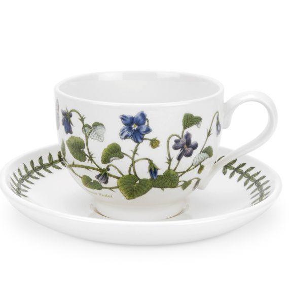 Portmeirion Botanic Garden Breakfast Cup and Saucer