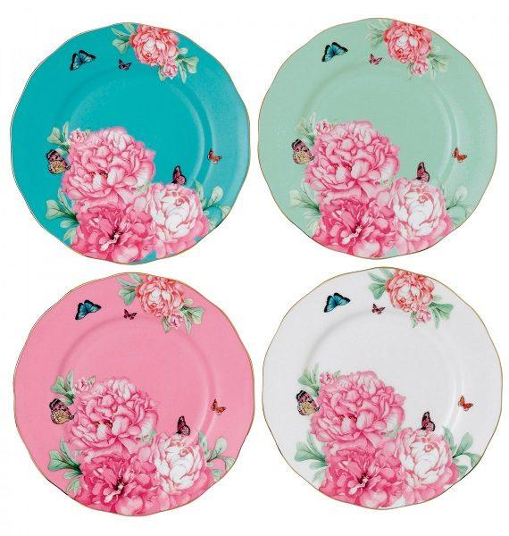 Royal Albert Miranda Kerr Dessert Plate Set