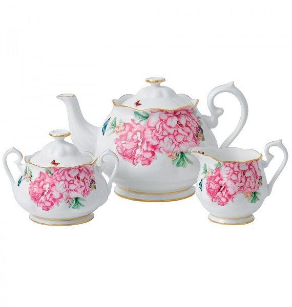 Royal Albert Miranda Kerr Teapot