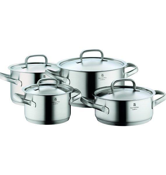WMF Gourmet Plus 4 Piece Cookware Set-WMF