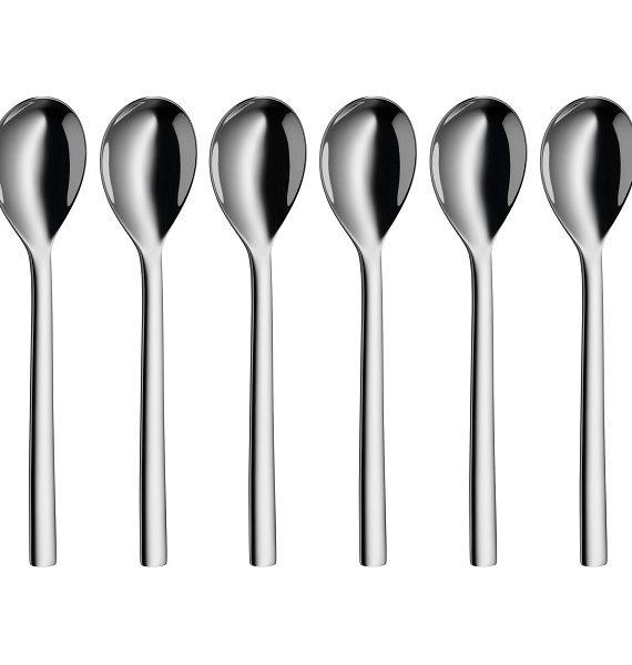 WMF Nuova Coffee Spoon Set-WMF