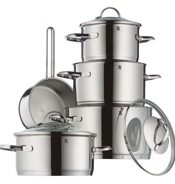 WMF Provence Plus 5 Piece Cookware Set-WMF