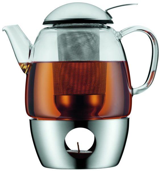 WMF SmarTea Tea Set with Warmer