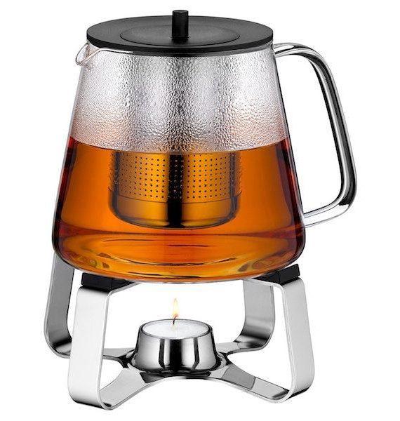 WMF TeaTime Teapot and Warmer-WMF