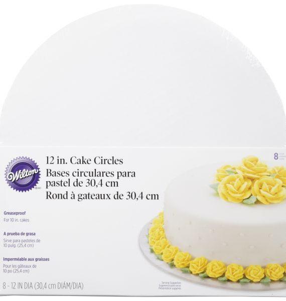 Wilton Cake Circles-Wilton