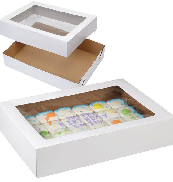 Wilton Corrugated Cake Boxes with Window
