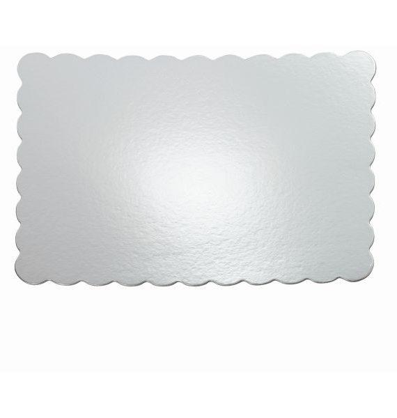Wilton Silver Cake Platter