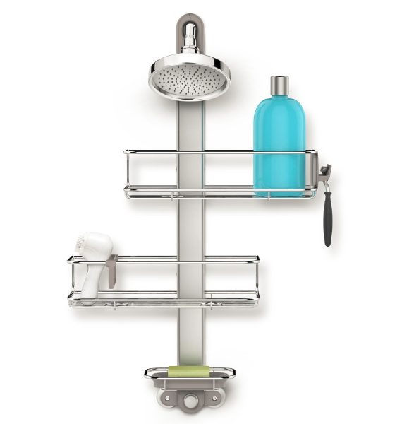 simplehuman Adjustable Shower Caddy-simplehuman