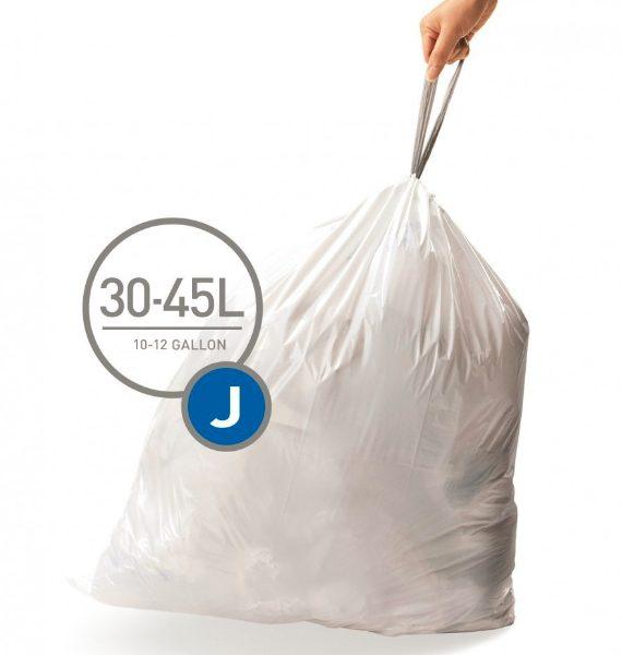 simplehuman Bin Liner-J Pack-simplehuman