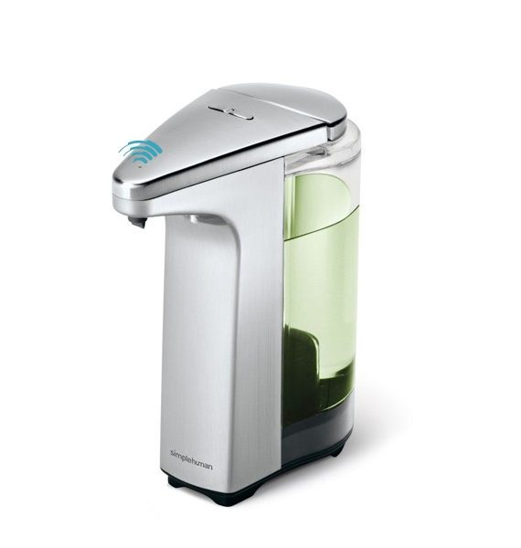 simplehuman Sensor Pump with Soap