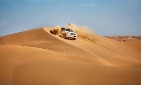 Evening Desert Safari: Child: AED 89