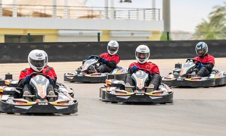 15-Minute Go-Karting Session