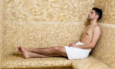 45-Minute Moroccan Bath