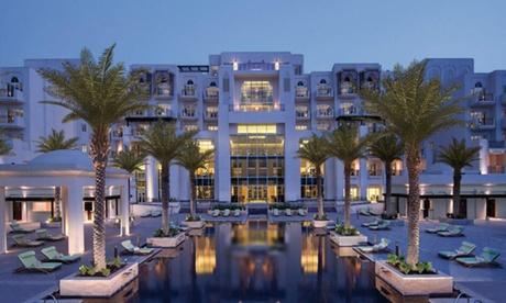 Abu Dhabi: One-Night 5* Eid Half Board Package