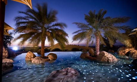 Al Ain: One-Night 5* Romantic Packages with Breakfast