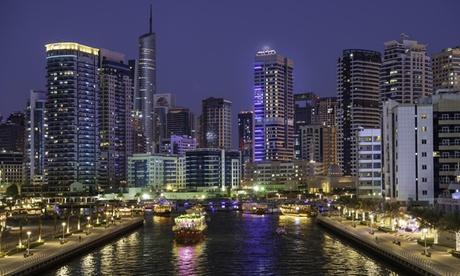Dubai: One-Night 5* Stay with Breakfast